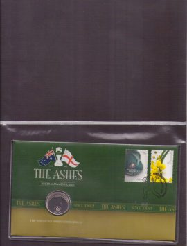 Sheets to store PNC's and First Day Covers