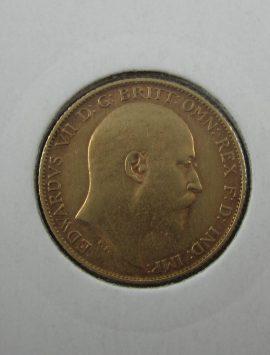 1904p (Perth) half sovereign