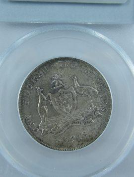 1918 Florin PCGS MS63