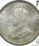 1935 Florin PCGS MS 64 - fully brilliant