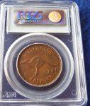 1946 Penny PCGS AU50 - a good EF!