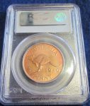 1959 Perth Proof Penny in PCGS PR65RD