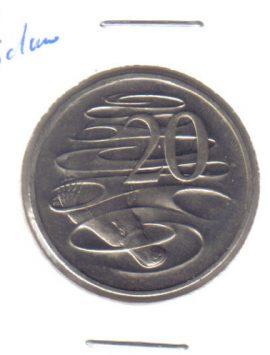 1981 3.5 claw 20c variety