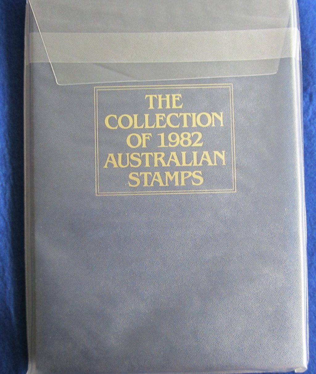 1982 Australia Post Annual Stamp Collection