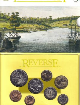 1988 Mint Coin Set