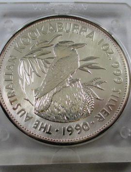 1990 Specimen Kookaburra