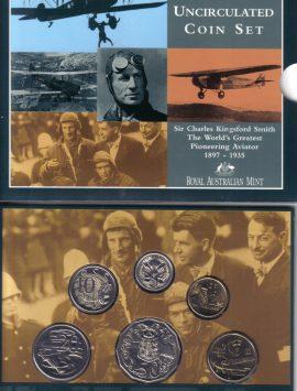 1997 Mint Coin Set
