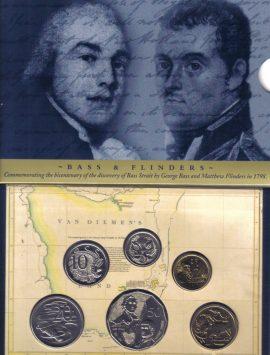 1998 Mint Coin Set