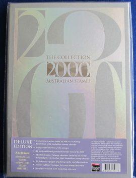 2000 Australia Post Annual Collection