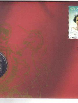 2002 Queen Elizabeth Accession PNC