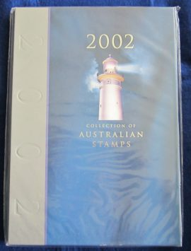 2002 Australia Post Annual Collection