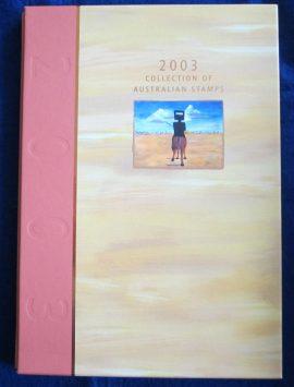 2003 Australia Post Annual Collection