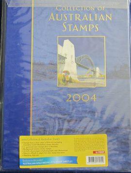 2004 Australia Post Annual Collection