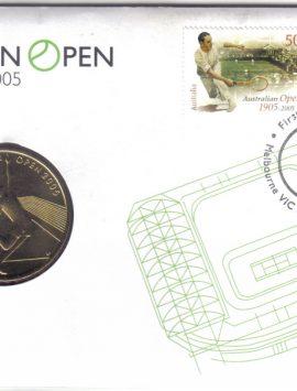 2005 Australian Tennis Open PNC