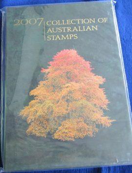2007 Australia Post Annual Collection