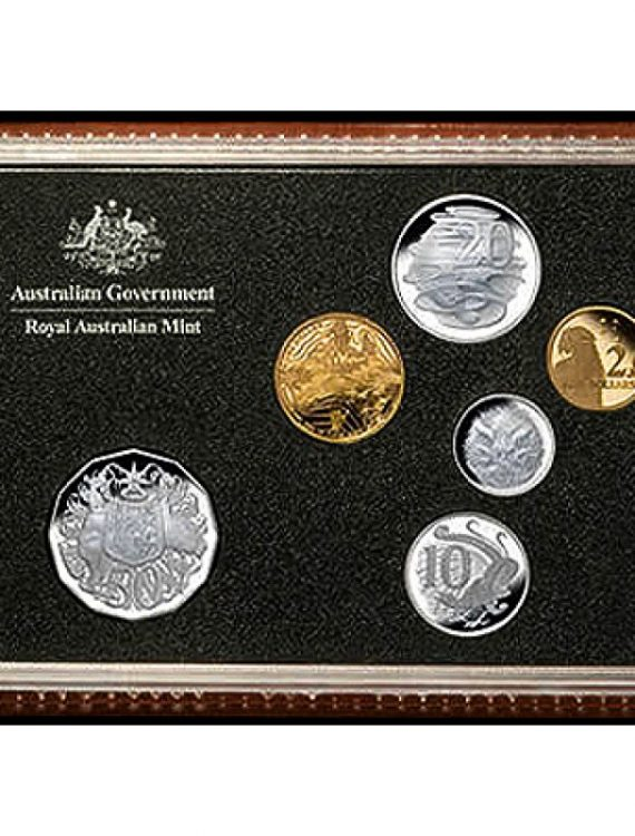 2008 Six Coin Proof Set - International Year of Planet Earth