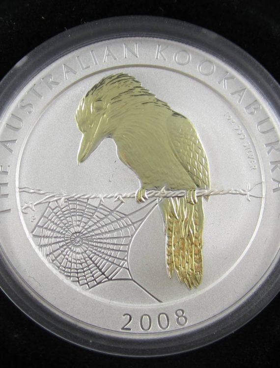 2008 Gilded Kookaburra