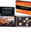 2012 Australia RAM Six Coin Proof Set