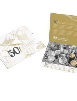 2015 Six Coin Uncirculated Set - 50th Anniversary