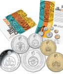 2016 Six Coin Uncirculated Set