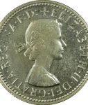 1955 (m) Proof Shilling