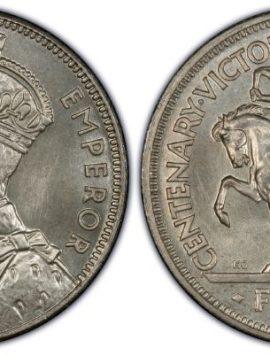 1934/5 Centenary PROOF 2/-