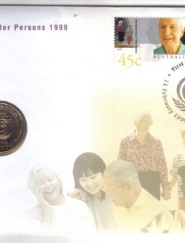 1999 Year of the Older Person PNC