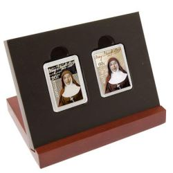 2010 Mary MacKillop Stamp-Coin Set