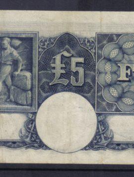 1949 Coombs Watt 5 Pound