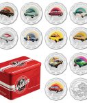 50c 2016 Holden Heritage Collection Complete with TIN
