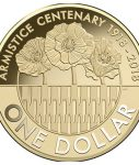 210585_D_Reverse of 1 dollar proof coin 2018 Armistice Six Coin proof year set_2