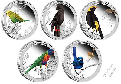 2013-BIRDS-OF-AUSTRALIA-Complete-5-Coin-Silver (1)
