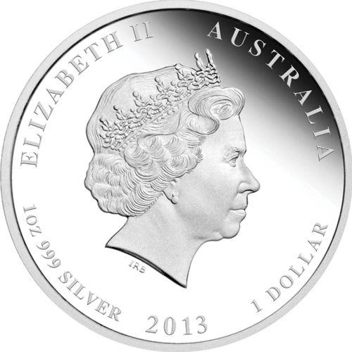 3113-Australian-Lunar-Snake-2013-1oz-Silver-Proof-Coin-Obverse